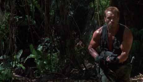 FOTO: Obrázek z filmu Predátor