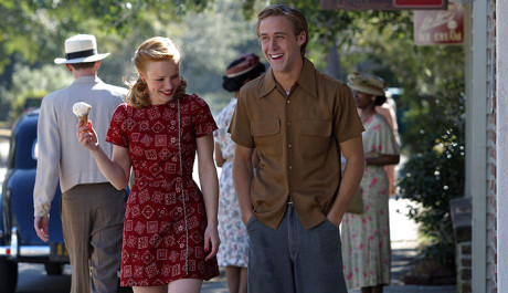 Rachel and Ryan ve filmu Zápisník jedné lásky
