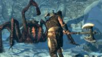 The Elder Scrolls V: Skyrim - obří pavouk