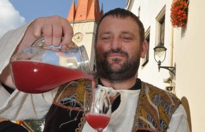 FOTO: Vinobraní - burčák