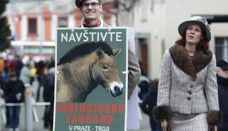 FOTO: Zoo Praha zve na Výroční slavnost