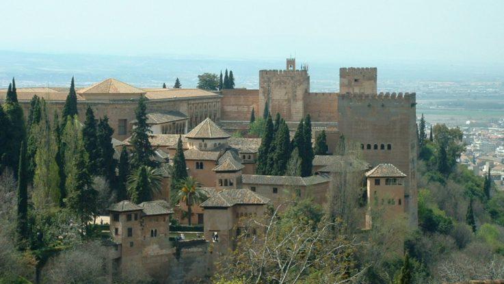 FOTO: Alhambra