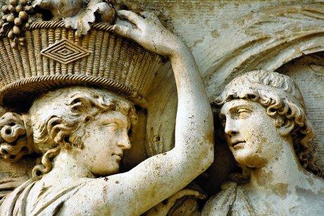 FOTO: Antické řecko - architektura