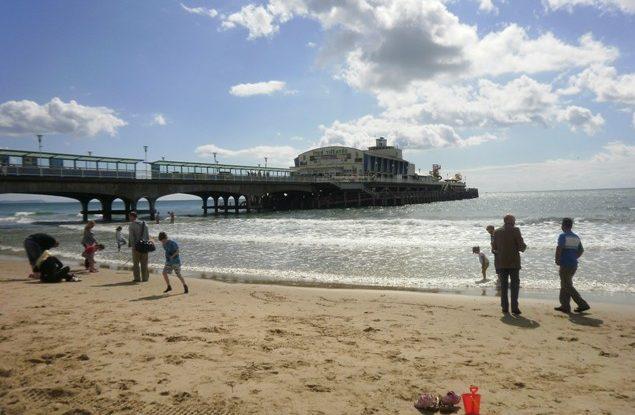 Foto: Bournemouth zábavní molo