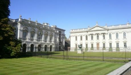 FOTO: Senátní dům Cambridge