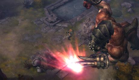 Diablo III Megaboss