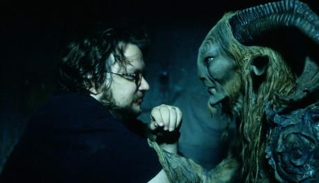 Guillermo del Toro a Faun - Faunův labyrint