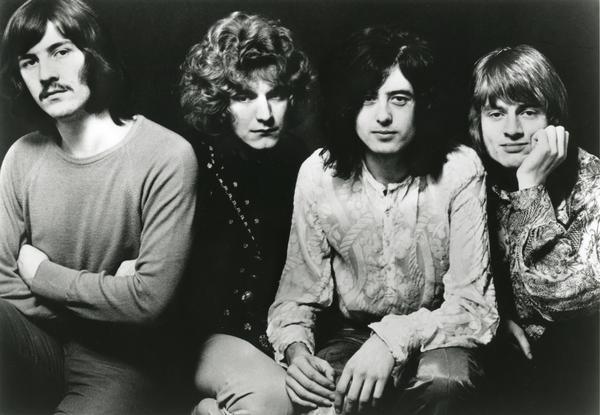 FOTO: Led Zeppelin