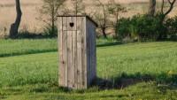 FOTO:latrina