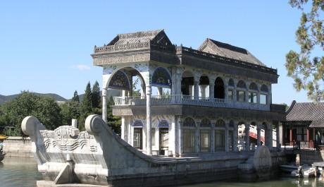 FOTO: Letní palác v Číně