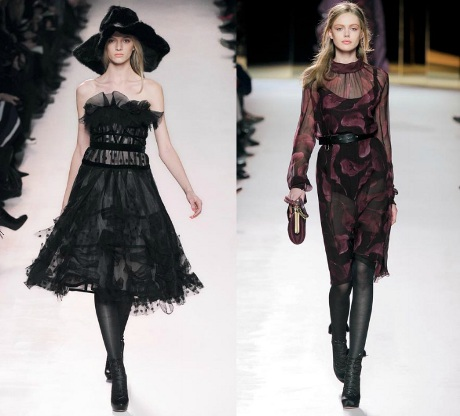 FOTO: kolekce podzim/zima 2011/2012 Nina Ricci