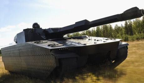 FOTO: tank