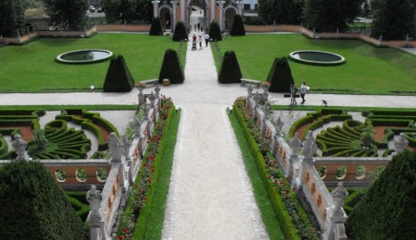 FOTO: Pohled ze slavnostního sálu
