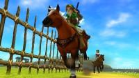 OBR.: Link na koni