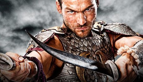 FOTO: Andy Whitfield jako Spartacus