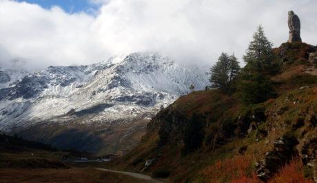 FOTO: Hory jsou jednou z dominant Švýcarska