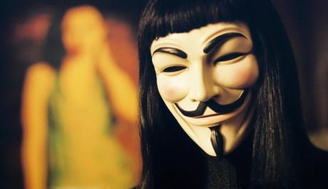 FOTO: obrázek z filmu V jako Vendeta