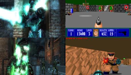 Wolfenstein 3D a 2009
