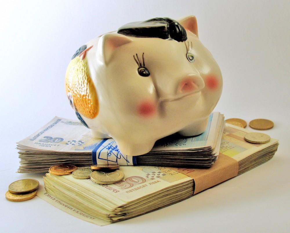šetření peněz