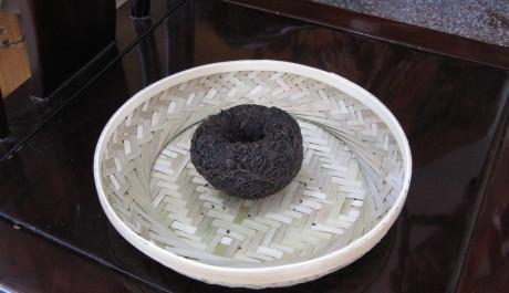 FOTO: Čaj v proutěné míse