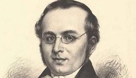 FOTO: František Ladislav Čelakovský, český básník, autor ohlasové poezie