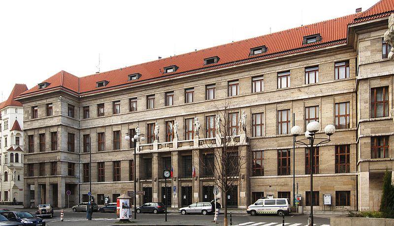 FOTO: Městská knihovně v Praze