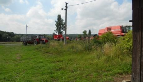 FOTO: Zemědělské stroje