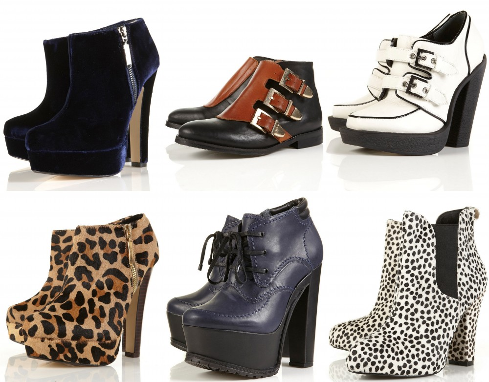 Extravagantní boty