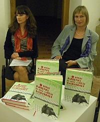 FOTO: Zleva Dorota Müllerová a Markéta Nová
