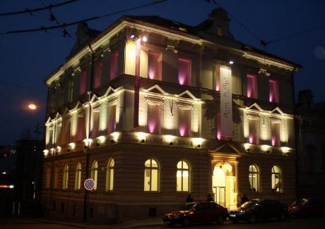 FOTO: Dům hudby v Plzni