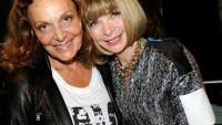 FOTO: Diane von Furstenberg s legendární Annou Wintour