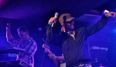 FOTO: Eddie Stoilow a Petr Čech odehráli společný koncert v Rock Café.