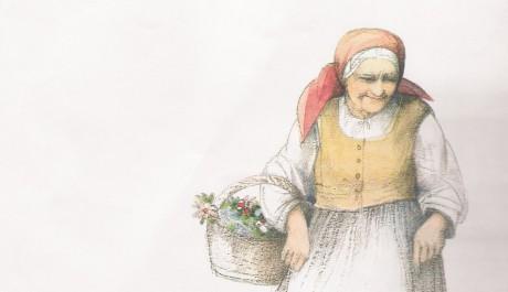 FOTO: Babička Boženy Němcové podle ilustrací Vladimíra Tesaře