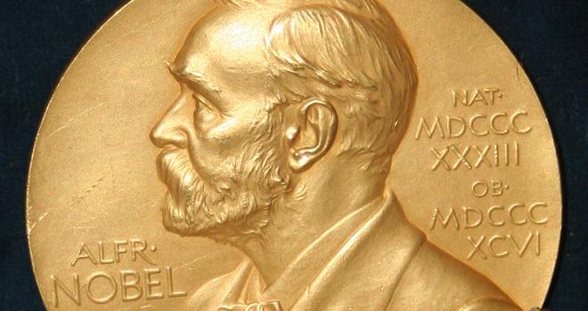 FOTO: Nobelova cena, Zdroj: Wikipedie.com