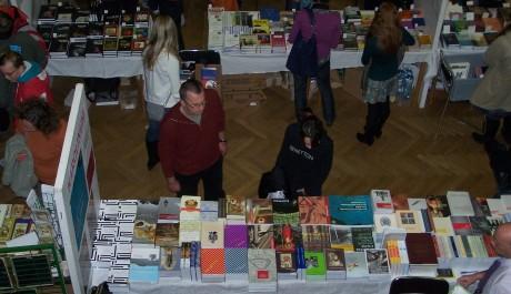 FOTO: Podzimní knižní veletrh
