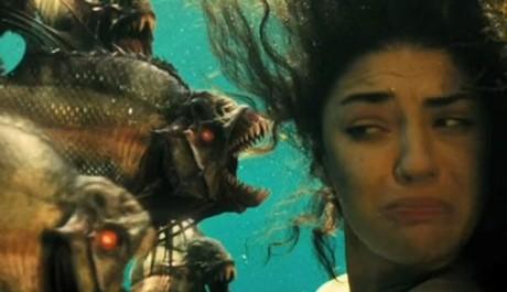 FOTO: Piranha 3DD