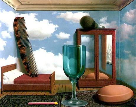 OBR: René Magritte Perosnal Values 1952