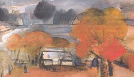 FOTO: Krajina je v Babičce zachycena během všech čtyř ročních období.