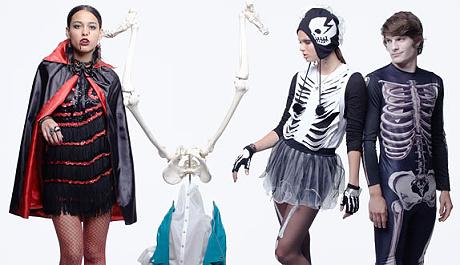 FOTO: Kostýmy na Halloween