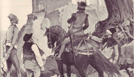 FOTO: Ilustrace pohádky Dlouhý, Široký a Bystrozraký, Věnceslav Černý