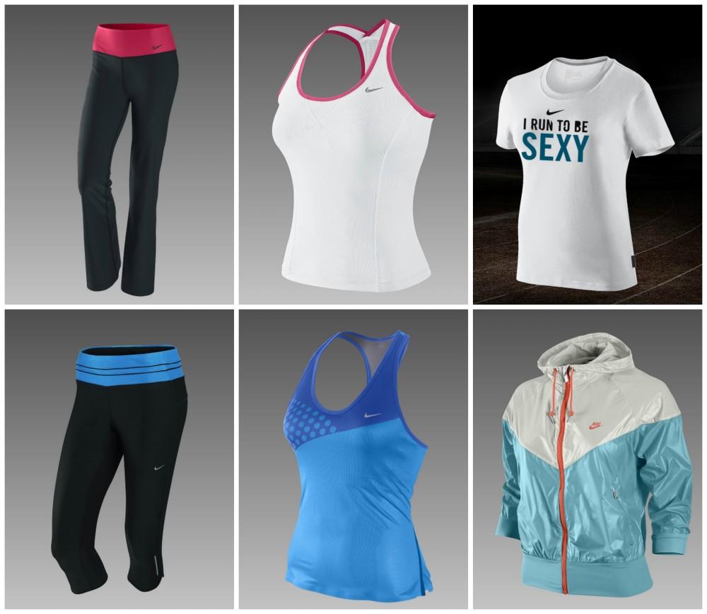 FOTO: Sportovní oblečení