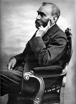 FOTO: Alfred Nobel, Zdroj: Wikipedia.com