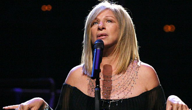 FOTO: Barbra Streisand