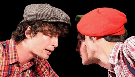 FOTO: Bezrozpočtový festival studenstkých divadel