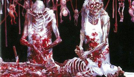 FOTO: Cannibal Corpse přebal CD