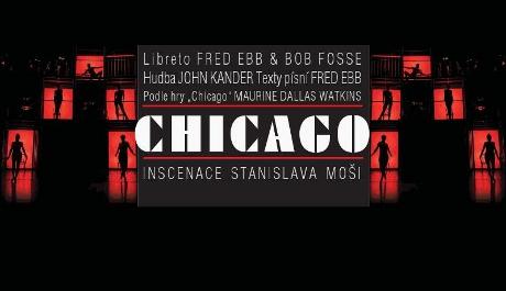 FOTO: Plakát k muzikálu Chicago