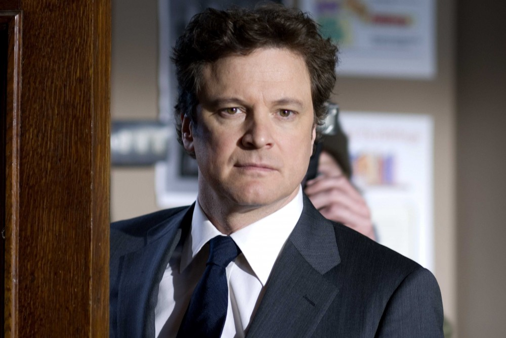 FOTO: Colin Firth