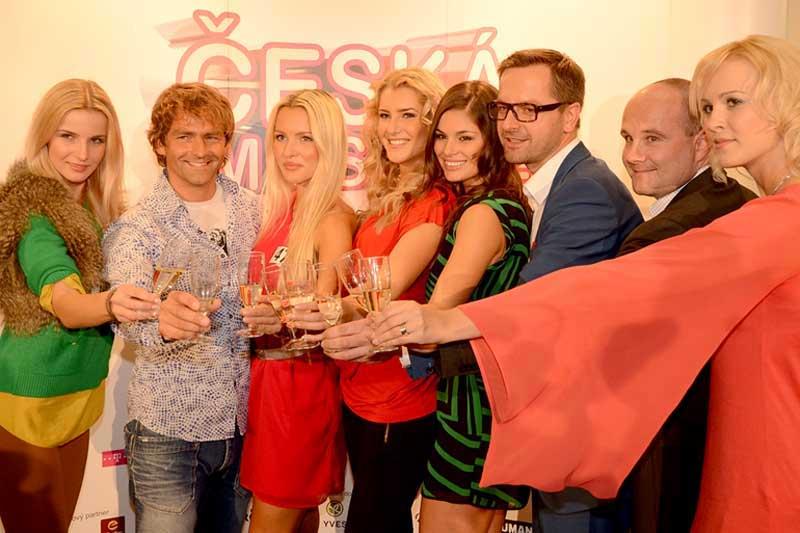 FOTO: Casting Česká Miss 2012