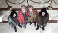 FOTO: Čtyři bezdomovci ze hry Domov můj