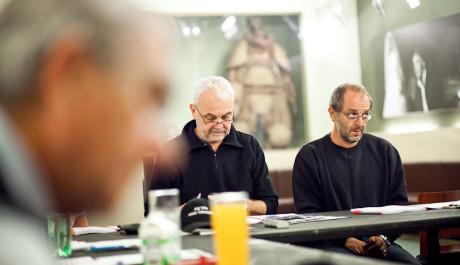 FOTO: Vladímír Čecha a Luboš Veselý